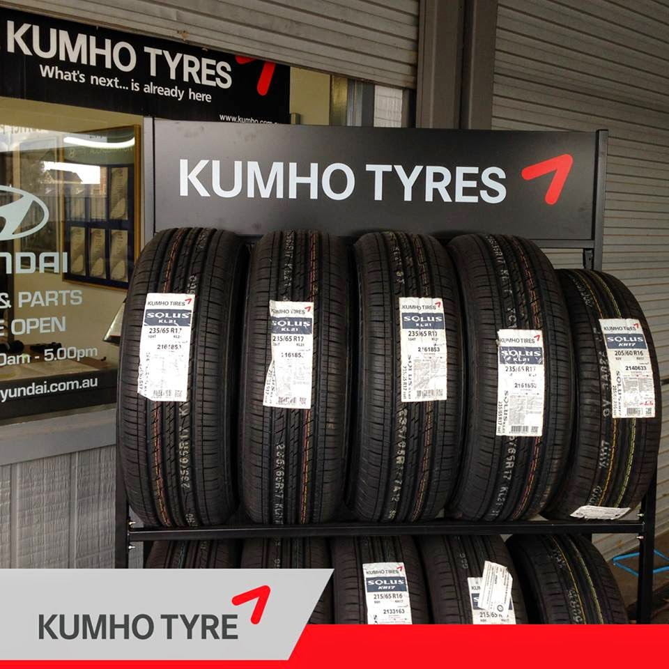 Kumho comes to BRISBANE